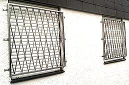 geb udesicherung einbruchschutz gitter fenster t ren tore stuttgart haus firma service stahl. Black Bedroom Furniture Sets. Home Design Ideas